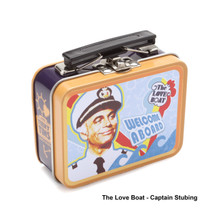 The Coop™ Teeny Tins Retro TV The Love Boat: Captain Stubing Collectible Tin