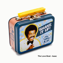 The Coop™ Teeny Tins Retro TV The Love Boat: Isaac Collectible Tin