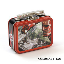 The Coop™ Teeny Tins Attack On Titan: Colossal Titan Collectible Tin