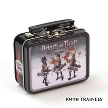 The Coop™ Teeny Tins Attack On Titan: 104th Trainees Collectible Tin