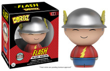Funko Dorbz DC Comics The Flash: Golden Age Flash Vinyl Figure - Specialty Series - Warehouse Blowout