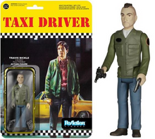 Funko ReAction Movies Taxi Driver: Travis Bickle Action Figure - Warehouse Blowout