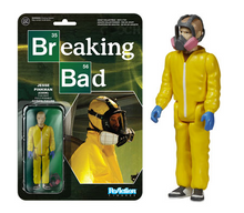 Funko ReAction Television Breaking Bad: Jesse Pinkman (Cook) Action Figure - Warehouse Blowout