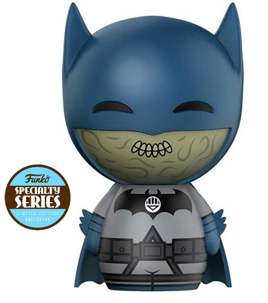 Funko Batman Returns Specialty Series Dorbz Cybersuit Batman Vinyl Figure NEW
