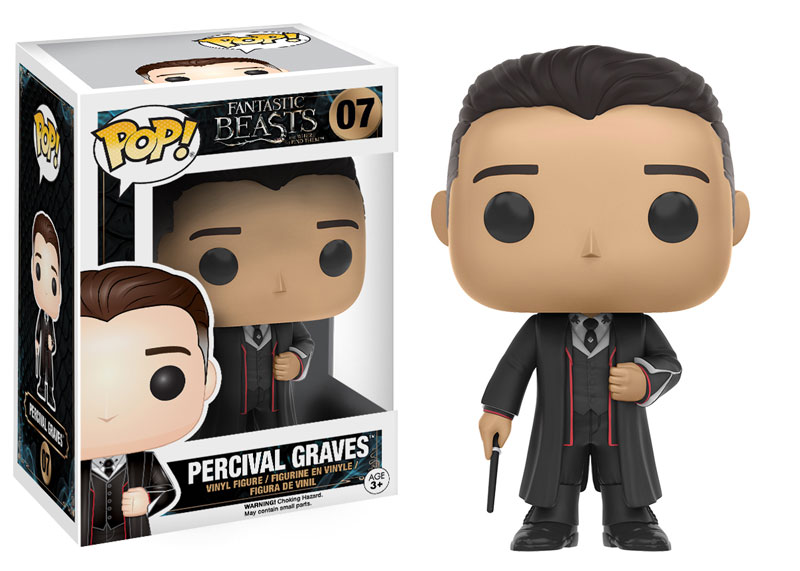 Pop Movies Fantastic Beasts And Where To Find Them Percival Funko Pop Vinyl