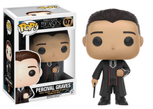 Funko POP! Movies Fantastic Beasts And Where To Find Them: Percival Graves Vinyl Figure