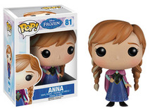 Funko POP! Disney Frozen: Anna Vinyl Figure - Clearance