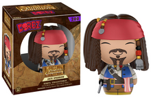 Funko Dorbz Disney Pirates Of The Caribbean: Captain Jack Sparrow Vinyl Figure - Funko Closeout