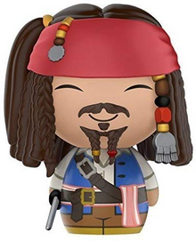 Funko Dorbz Disney Pirates Of The Caribbean: Captain Jack Sparrow Vinyl Figure