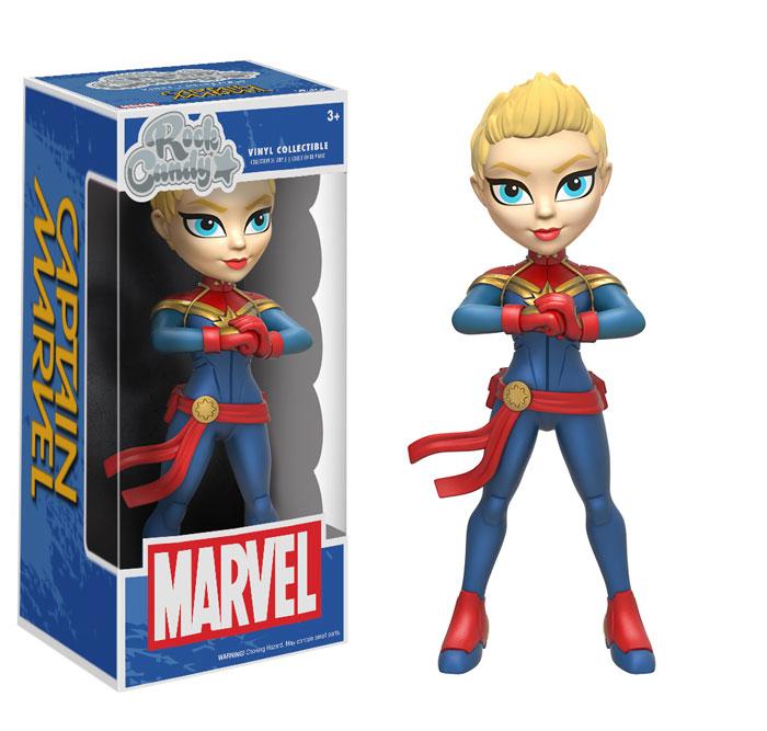 Thor Lady Rock Candy Figurine en vinyle Marvel Thor