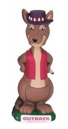 Funko Ad Icons: Outback Kangaroo Wacky Wobbler Bobblehead
