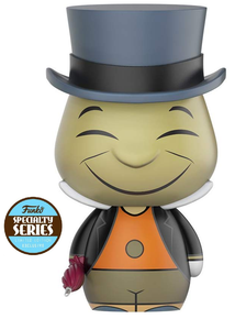 Funko Dorbz Disney: Jiminy Cricket Vinyl Figure - Specialty Series