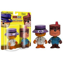 Funko Nodnik Hanna Barbera: Secret Squirrel & Morocco Mole Bobblehead 2 Pack