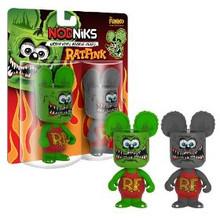 Funko Nodnik Ad Icons: Rat Fink Bobblehead 2 Pack