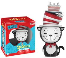 Funko Dorbz Books Dr. Seuss: Cat In The Hat Vinyl Figure