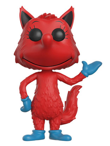 Funko POP! Books Dr. Seuss: Fox In Socks Vinyl Figure