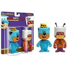 FUNKO NODNIKS HUCKLEBERRY HOUND & ATOM ANT 2 PC SET - CLEARANCE