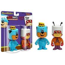 Funko Nodnik Hanna Barbera: Huckleberry Hound & Atom Ant Bobblehead 2 Pack - Clearance