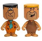 Funko Nodnik The Flintstones: Fred & Barney Bobblehead 2 Pack