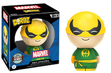 Funko Dorbz Marvel: Iron Fist Vinyl Figure - Specialty Series - Warehouse Blowout