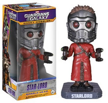 Funko Marvel Guardians Of The Galaxy: Star-Lord Wacky Wobbler Bobblehead - Funko Closeout