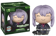 Funko Dorbz Animation Seraph Of The End: Shinoa w/ Weapon Vinyl Figure - Specialty Series - Warehouse Blowout
