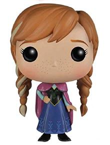*Bulk* Funko POP! Disney Frozen: Anna Vinyl Figure - Case Of 6 Figures