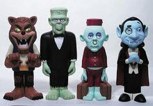 Funko Movies Mad Monster Party (Series 1): 4pc Vinyl Figure Set - Clearance