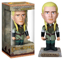 Funko Movies Lord Of The Rings: Legolas Wacky Wobbler Bobblehead - Warehouse Blowout