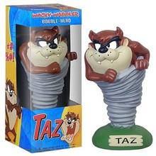 Funko Animation Looney Tunes: Tasmanian Devil Wacky Wobbler Bobblehead