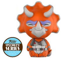 Funko Dorbz Television Teenage Mutant Ninja Turtles: Triceraton Vinyl Figure - Specialty Series