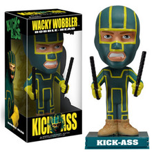 Funko Movies Kick Ass: Kick Ass Wacky Wobbler Bobblehead - Warehouse Blowout
