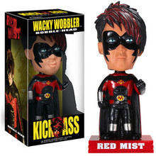 Funko Movies Kick Ass: Red Mist Wacky Wobbler Bobblehead - Warehouse Blowout