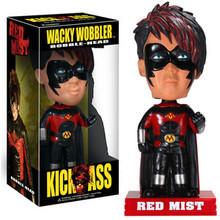 FUNKO KICK ASS: RED MIST WACKY WOBBLER BOBBLEHEAD - WB