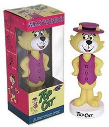 Funko Animation Hanna Barbera: Top Cat Wacky Wobbler Bobblehead