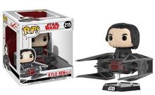 Funko POP! Star Wars Episode VIII - The Last Jedi: Kylo Ren In Tie-Fighter Vinyl Figure