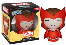 *Bulk* Funko Dorbz Marvel: Scarlet Witch Vinyl Figure - Case Of 6 Figures