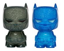 Funko Hikari XS DC Comics: Blue & Gray Batman Vinyl Figure 2 Pack - LE 2500pcs