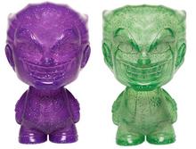 Funko Hikari XS DC Comics: Purple & Green Joker Vinyl Figure 2 Pack - LE 1500pcs