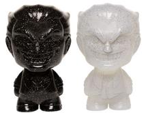 Funko Hikari XS DC Comics: Black & White Joker Vinyl Figure 2 Pack - LE 1500pcs