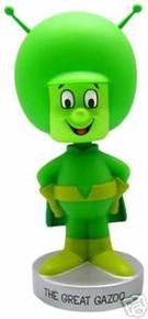 Funko Animation Hanna Barbera: Gazoo Wacky Wobbler Bobblehead
