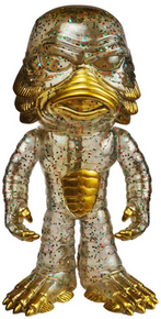 Funko Hikari Universal Monsters: Gold Secret Base Creature From The Black Lagoon Gemini Collectibles Exclusive Vinyl Figure - LE  500pcs