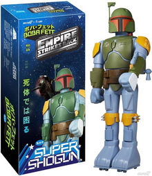 Funko Star Wars Super Shogun Boba Fett (Empire Strikes Back Version) 24 Inch Vinyl Figure - Warehouse Blowout - Please Read Description Before Purchase