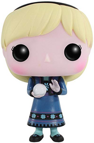 Funko POP! Disney Frozen: Young Elsa Vinyl Figure - Clearance