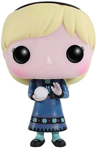 *Bulk* Funko Disney Frozen: Young Elsa Vinyl Figure - Case Of 6 Figures
