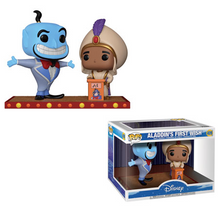 Funko POP! Movie Moments Disney: Aladdin's First Wish Vinyl Figure
