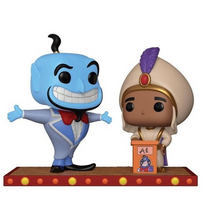 Funko POP! Movie Moments Disney: Aladdin's First Wish Vinyl Figure