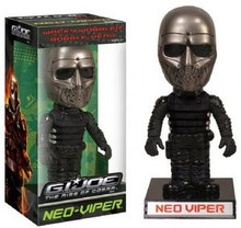 Funko Movies G.I. Joe - The Rise Of Cobra: Neo-Viper Wacky Wobbler Bobblehead - Funko Closeout