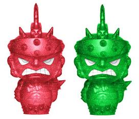 Funko Marvel Hulk Red and Green Hikari XS Vinyl Figure 2 pack
