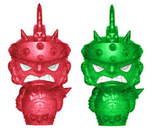 Funko Hikari XS Marvel: Red & Green Hulk Vinyl Figure 2 Pack - LE 750pcs